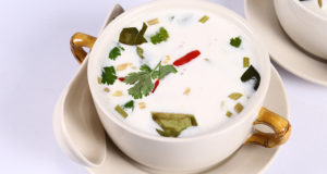 Thai Prawn Soup | Food Diaries | Chef Zarnak Sidhwa