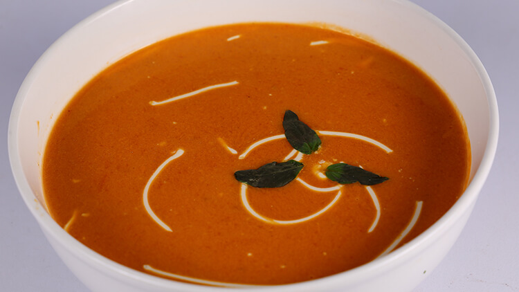 Tomato Cream Soup Recipe Abida Baloch Masala Tv