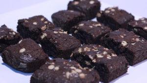 Triple Chocolate Fudge Brownies | Lively Weekends