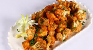 Buffalo Cauliflower Nuggets | Dawat | Chef Abida Baloch
