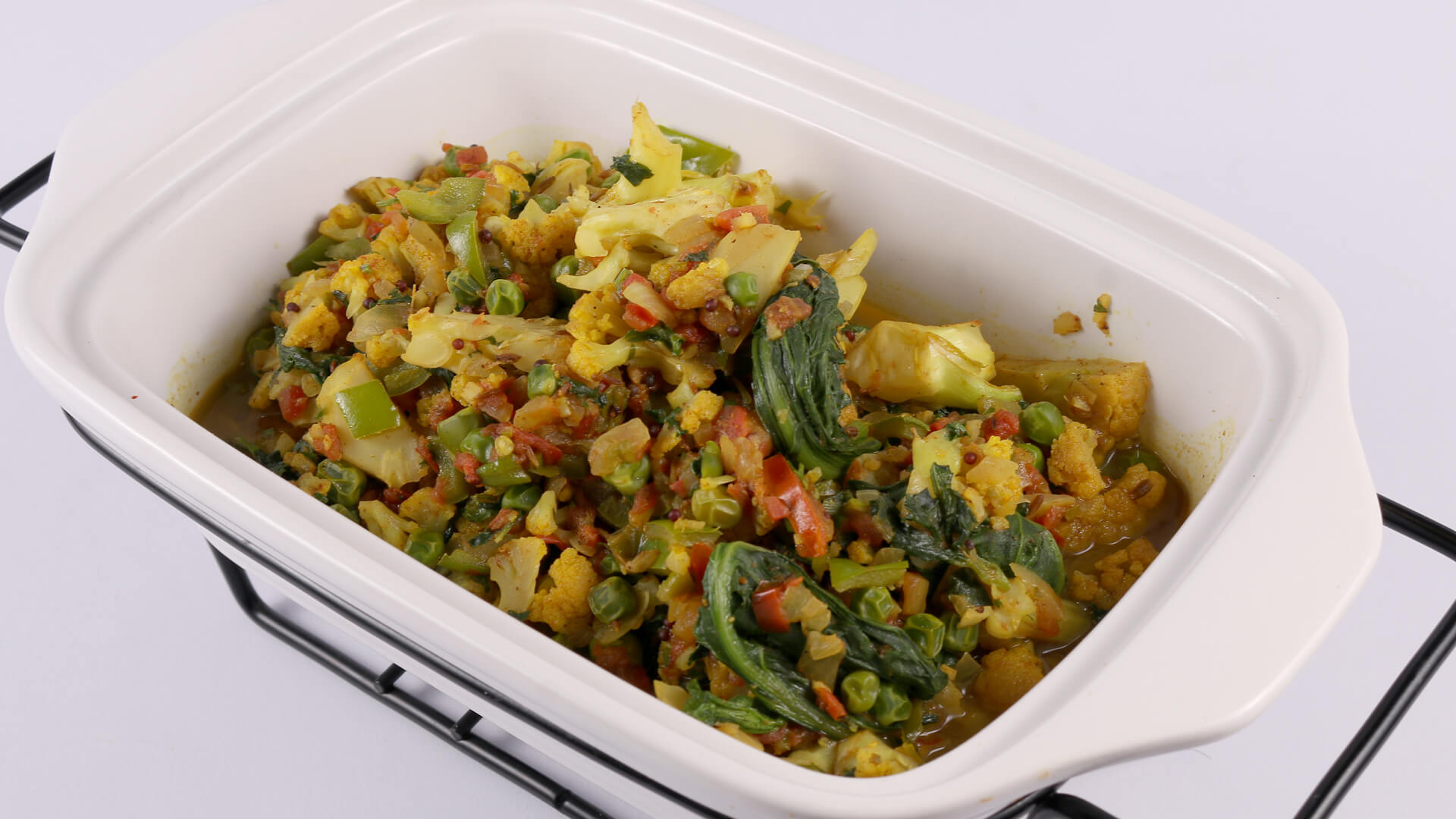 Mixed Vegetables | Food Diaries | Chef Zarnak Sidhwa
