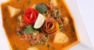 Thai Red Curry With Vegetables | Dawat | Abida Baloch