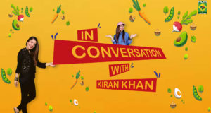 In Conversation with Kiran Khan | Kiran Khan