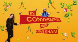 In Conversation with Kiran Khan | Kiran Khan