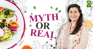 Myth or Real | Chef Zarnak Sidhwa