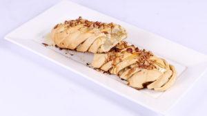 Almond Roll   Food Diaries