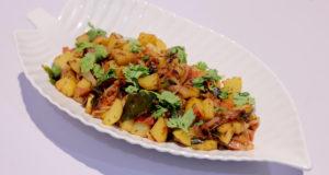 Aloo Pyaz Fry | Mehboob's Kitchen