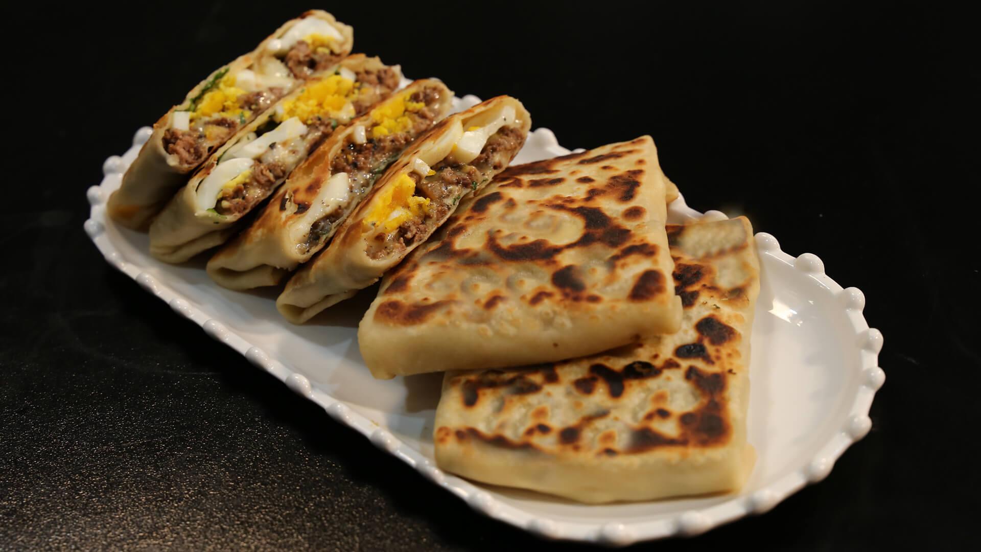Arabic Paratha | Quick Recipe