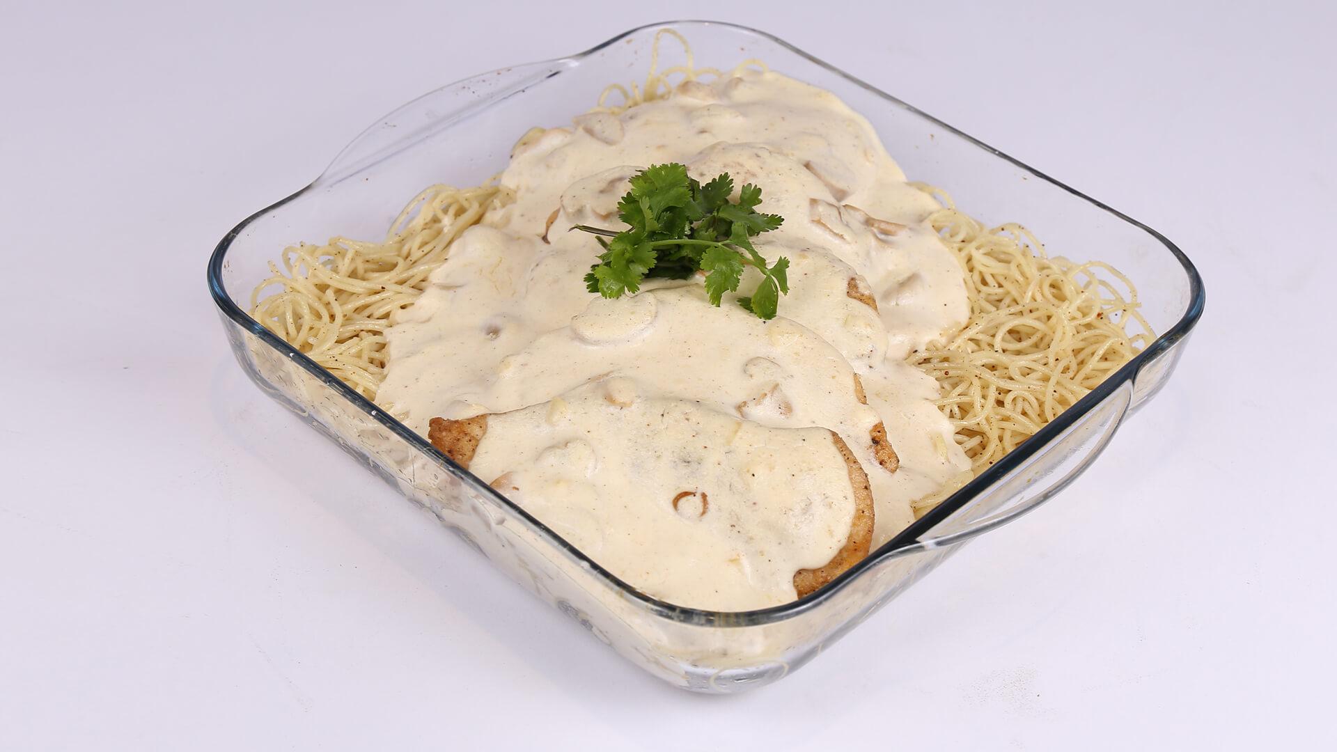 Chicken Gloria Casserole   Lazzat