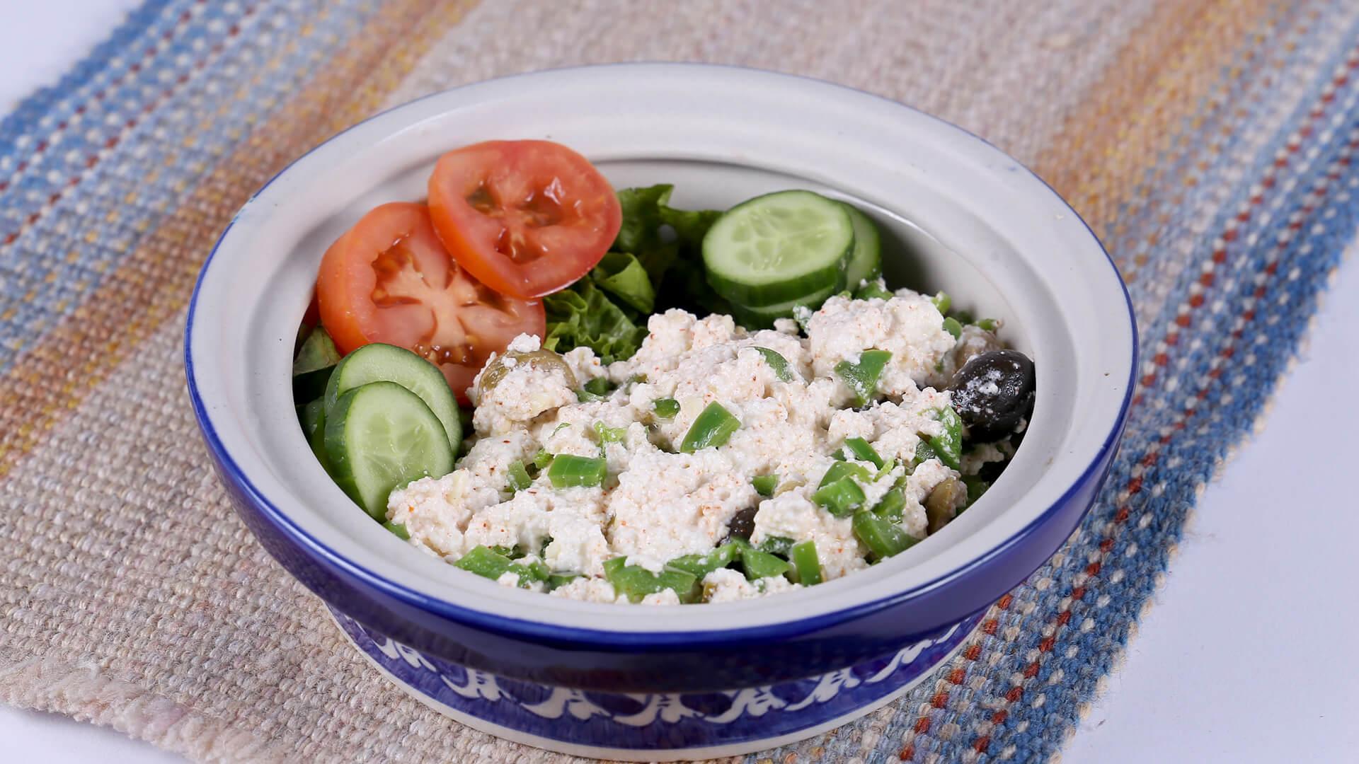 Cottage Cheese Dip | Food Diaries | Zarnak Sidhwa