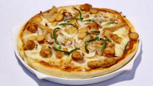 Chicken Fries Pizza Recipe | Mehboob's Kitchen