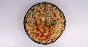 Chicken Tikka Fried Rice Recipe | Lazzat
