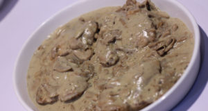 Chicken with Mushroom Sauce | Mehboob's Kitchen