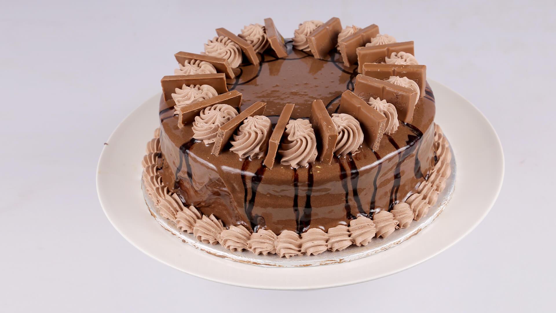 Chocolate Cake Recipe | Evening With Shireen