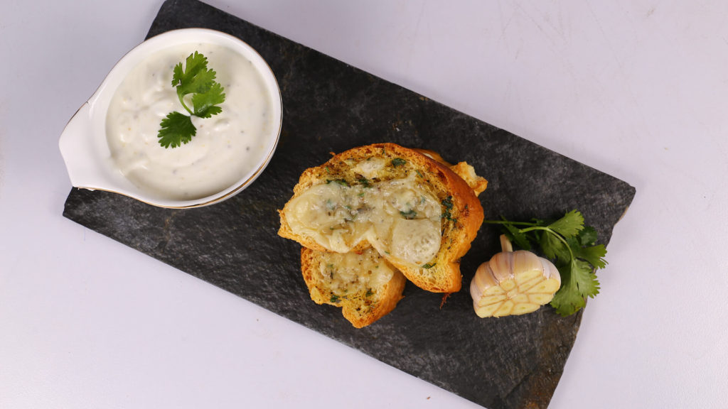 Creamy Garlic Supreme Recipe   Lazzat