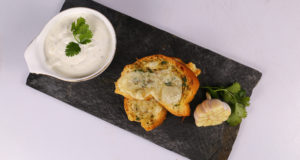 Creamy Garlic Supreme Recipe | Lazzat