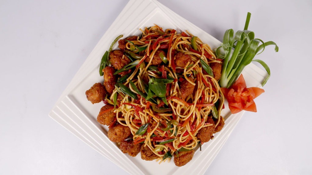 Dandan Noodles   Evening With Shireen