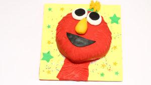 Elmo Cake | Bake At Home