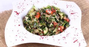 Fattoush Salad | Lazzat | Samina Jalil