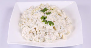 Herbed Potato Salad | Food Diaries