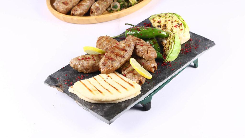 Lebanese Kafta Kabab with Yogurt Dip | Quick Recipe