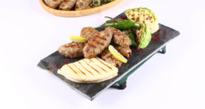 Lebanese Kafta Kabab with Yogurt Dip | Quick Recipe