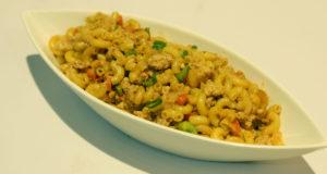 Macaroni Keema | Tarka