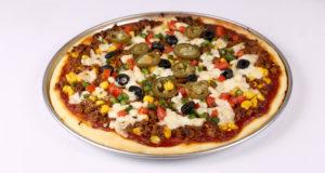 Mexican Jalapeno Pizza Recipe | Lazzat