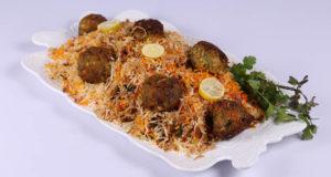 Mix Sabzi Kofta Biryani | Dawat