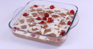 No Bake Biscuit Pie | Lazzat