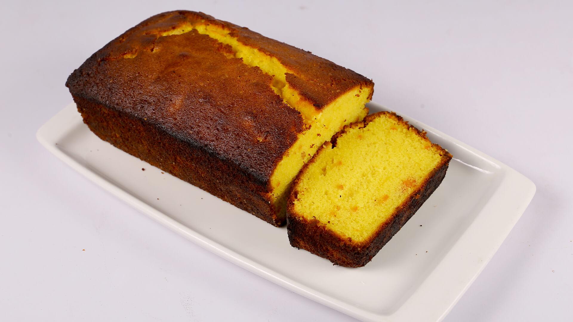 Orange Cake   Mehboob's Kitchen