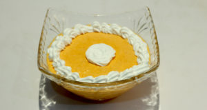 Orange yogurt jelly recipe | Evening With Shireen