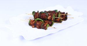 Paprika Chicken on Skewers | Food Diaries