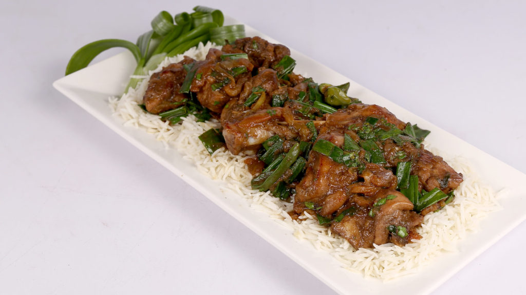 Pyazi Tomato Chicken Recipe