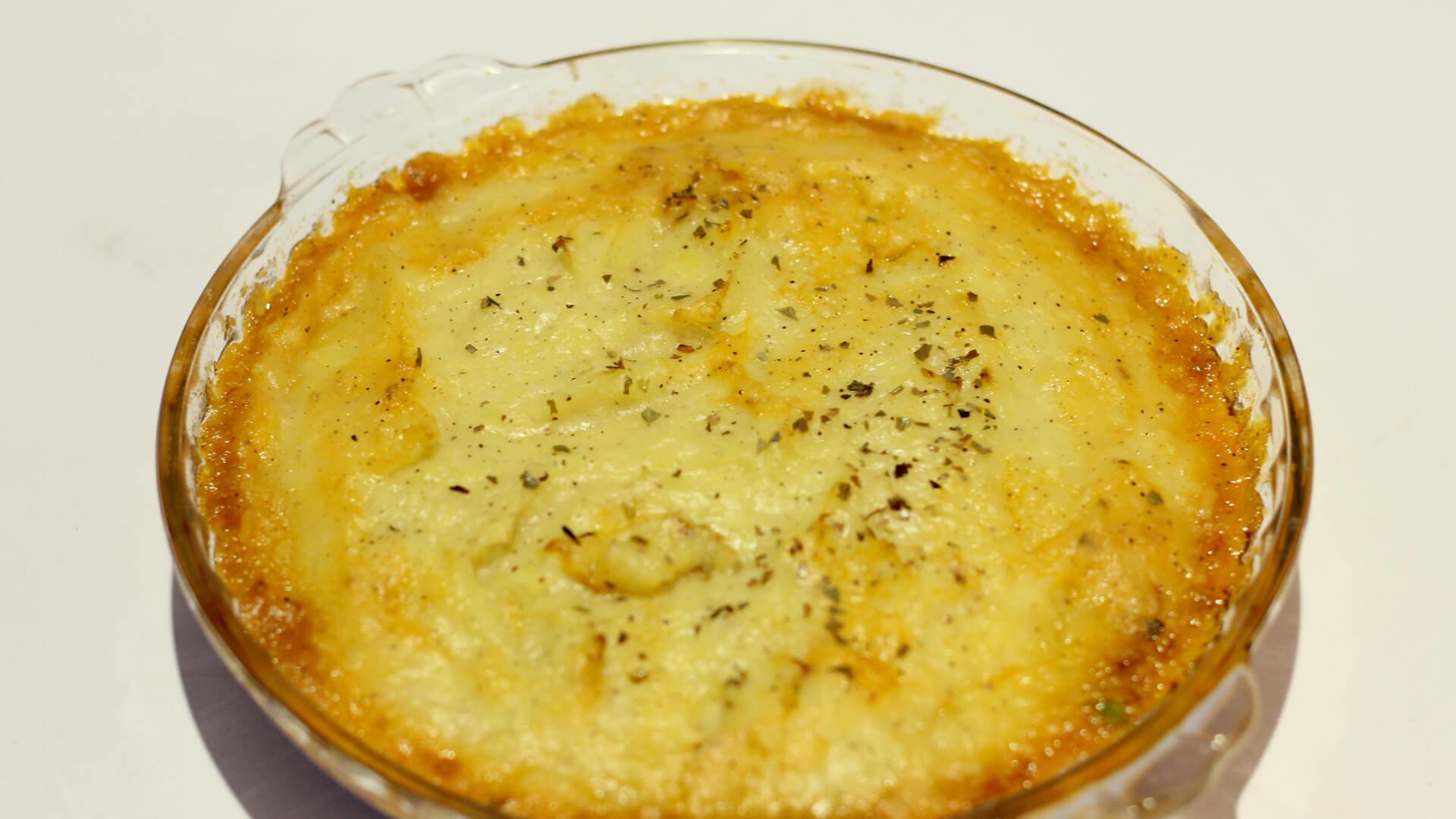 Shepherd's Pie   Flame On Hai