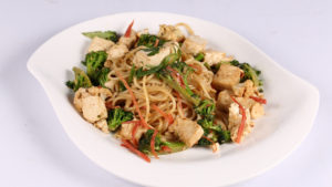 Soy Sauce Noodles Recipe | Food Diaries