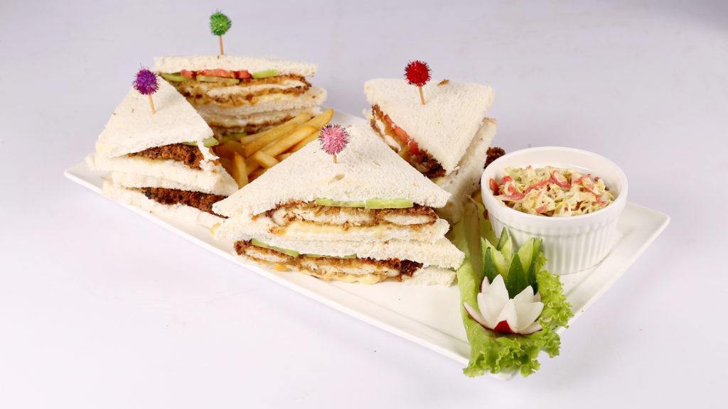 Super Bird Sandwich Recipe| Evening With Shireen