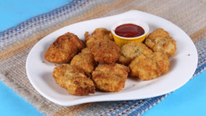 Chicken Nuggets Recipe | Food Diaries