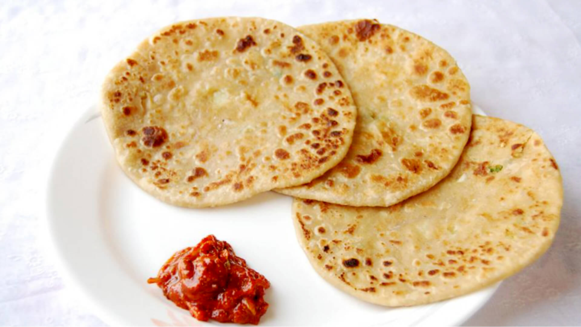 How to make frozen paratha   Totkay