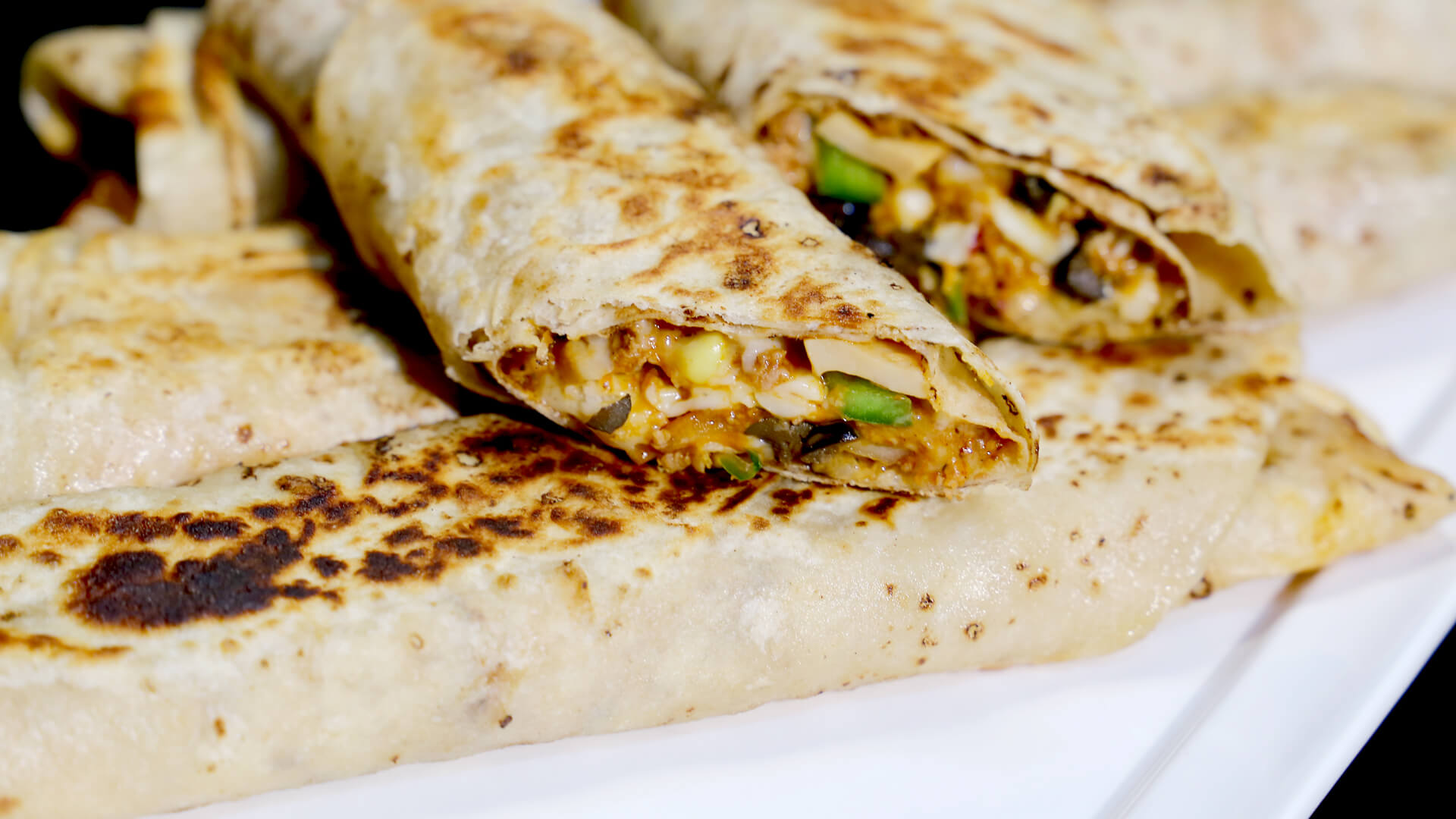 Mexican Wraps   Quick Recipe