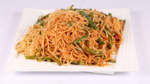 Spicy Noodles   Food Diaries   Zarnak Sidhwa