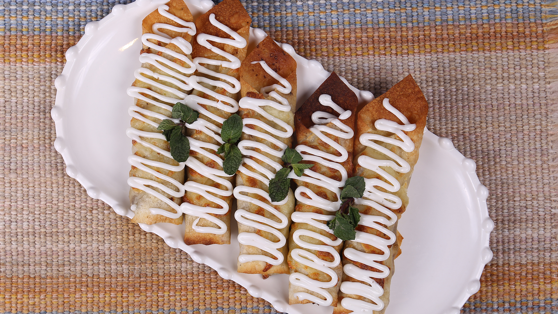 Creamy Cheese Rolls | Quick Recipe