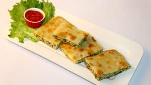 Arbi Paratha Recipe   Flame On Hai