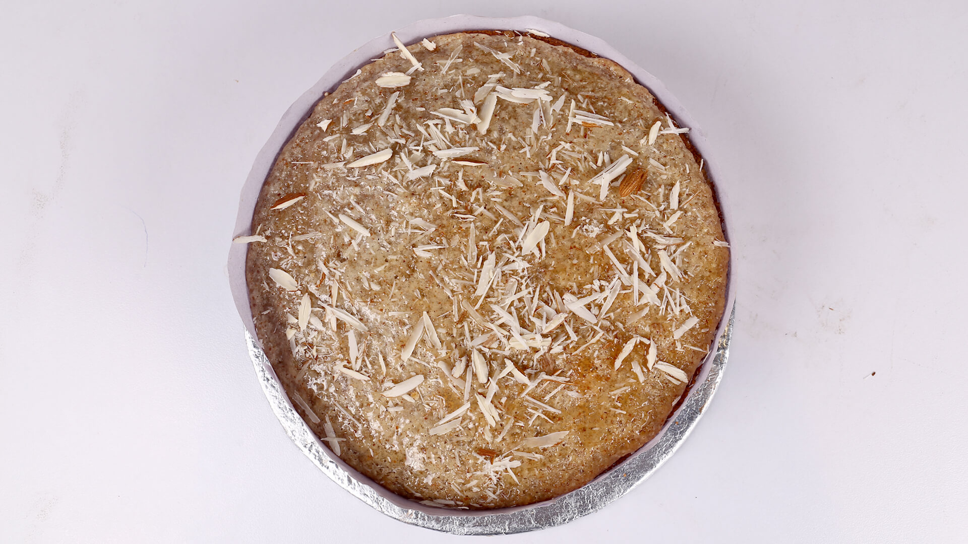 Almond Macarons Cake Recipe