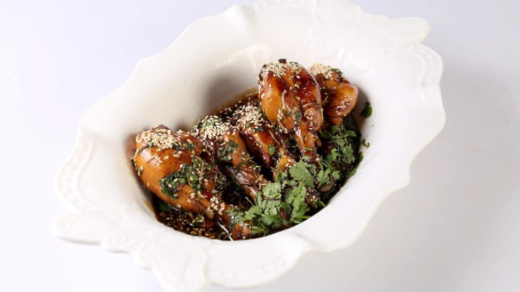 Balsamic Drumsticks Recipe | Food Diaries