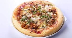 BBQ Pizza Recipe | Tarka