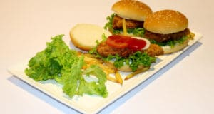 Bohra Fry Steak Burger Recipe | Flame On Hai