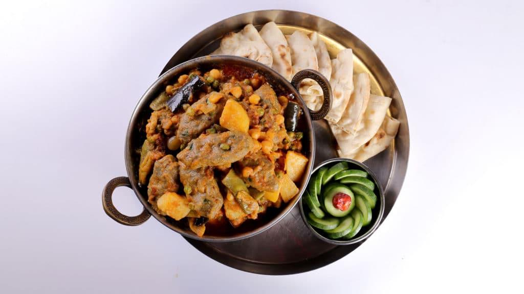 Bajra Muthia Karahi Recipe | Lazzat