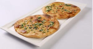 Baked Naan Recipe | Dawat