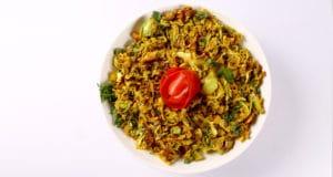 Band Gobhi Anda Ghotala Recipe   Tarka